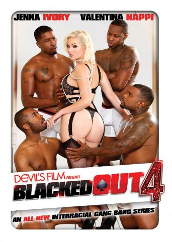 Blacked Out 4 from Devil's Film front cover