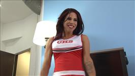Transsexual Cheerleaders 16 Scene 2