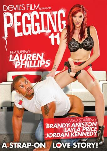 Pegging 11 from Devil's Film front cover