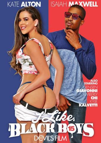 I Like Black Boys 15 from Devil's Film front cover