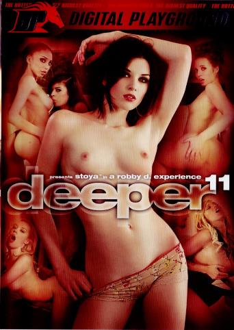 Deeper 11 from Digital Playground front cover