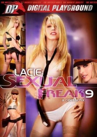 Sexual Freak 9 Lacie from Digital Playground front cover