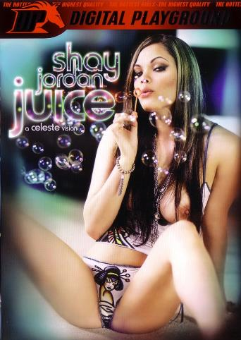 Shay Jordan Juice from Digital Playground front cover