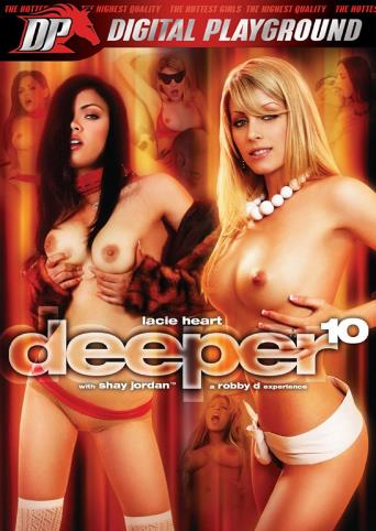 Deeper 10 from Digital Playground front cover
