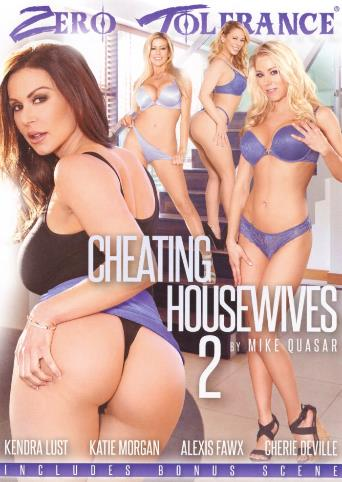 Cheating Housewives 2 from Zero Tolerance front cover