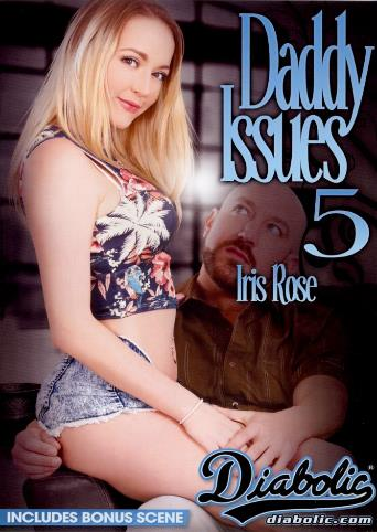 Daddy Issues 5 from Diabolic front cover