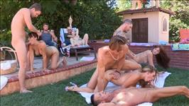 Swingers Wife Swap 4 The Block Party Scene 3