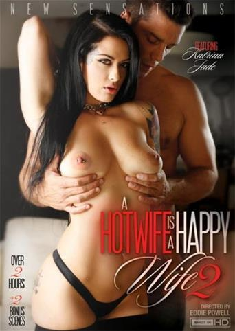 A Hotwife Is A Happy Wife 2 from New Sensations front cover
