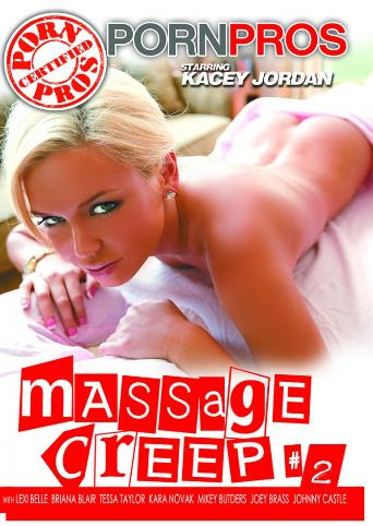Massage Creep 2 from Porn Pros front cover