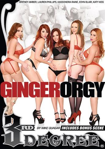 Ginger Orgy from 3rd Degree front cover
