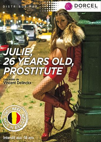 Julie 26 Prostitute In Brussels from Marc Dorcel front cover