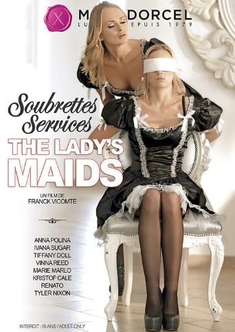 The Lady's Maids from Marc Dorcel front cover