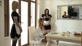 The Lady's Maids Scene 2
