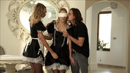 The Lady's Maids Scene 3