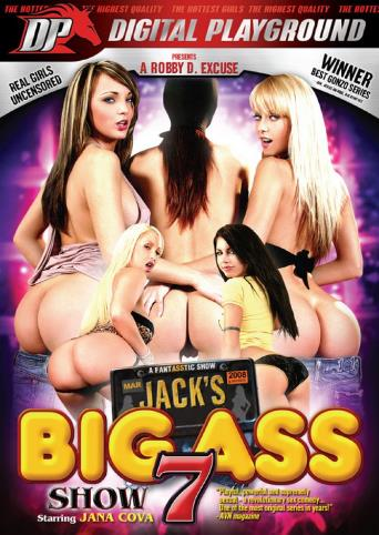 Jack's Big Ass Show 7 from Digital Playground front cover