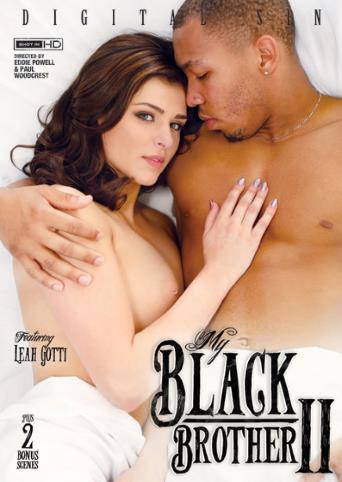 My Black Brother 2 from Digital Sin front cover