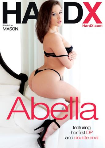 Abella from Hard X front cover