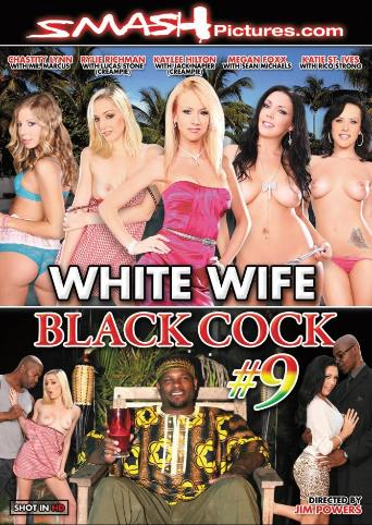 White Wife Black Cock 9 from Smash Pictures front cover