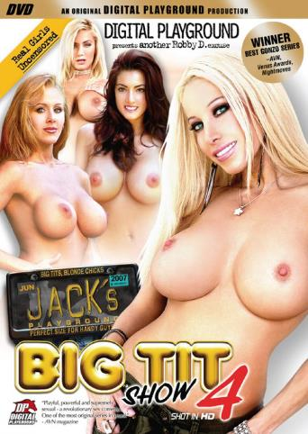 Jack's Big Tit Show 4 from Digital Playground front cover