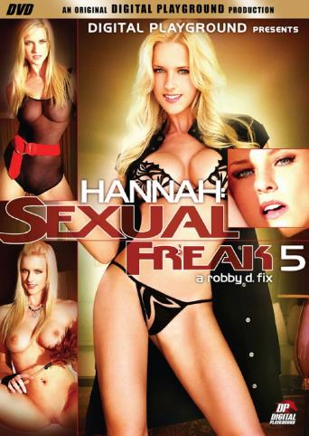 Sexual Freak 5 Hannah from Digital Playground front cover
