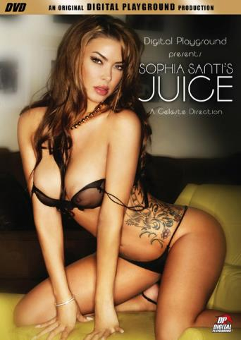 Sophia Santi's Juice from Digital Playground front cover