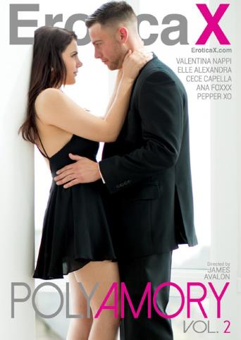 Polyamory 2 from Erotica X front cover