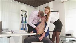 Bi Office Scene 1