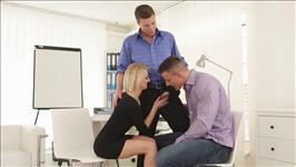 Bi Office Scene 3