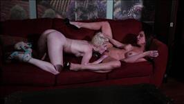 Lesbian Stepsisters 5