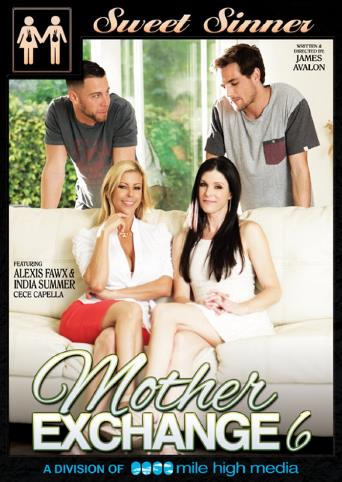 Mother Exchange 6 from Sweet Sinner front cover
