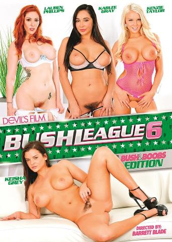 Bush League 6 from Devil's Film front cover