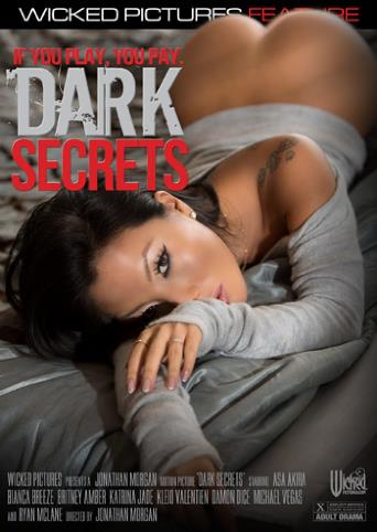 Dark Secrets from Wicked front cover