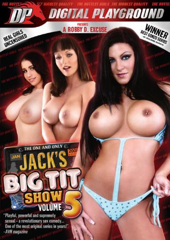 Jack's Big Tit Show 5 from Digital Playground front cover