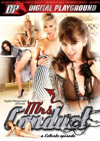 Mrs. Conduct from Digital Playground front cover