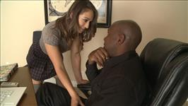 My First Black Teacher Scene 2
