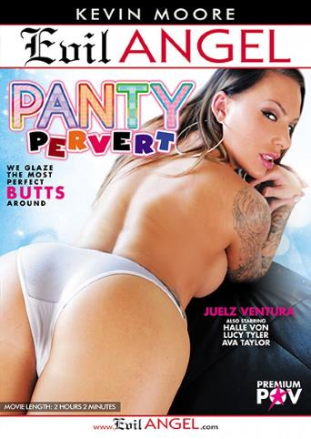 Panty Pervert from Evil Angel front cover