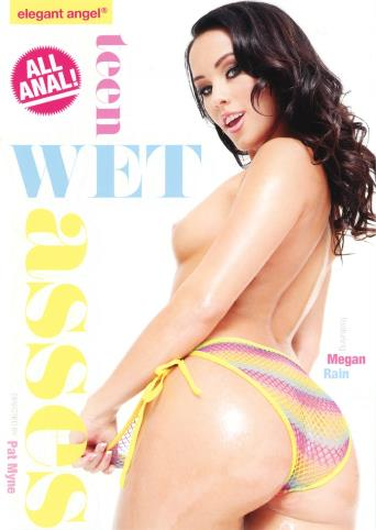 Teen Wet Asses from Elegant Angel front cover