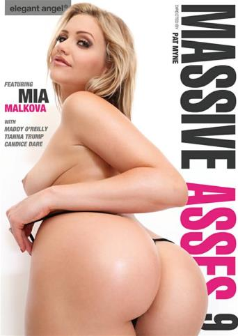 Massive Asses 9 from Elegant Angel front cover