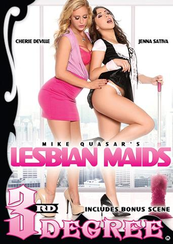 Lesbian Maids from 3rd Degree front cover