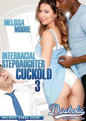 Interracial Stepdaughter Cuckold 3 from Diabolic front cover