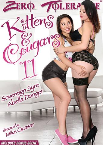 Kittens And Cougars 11 from Zero Tolerance front cover