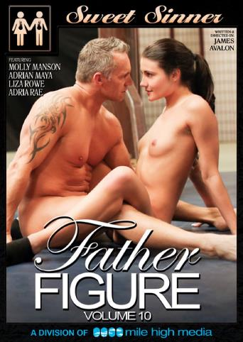 Father Figure 10 from Sweet Sinner front cover
