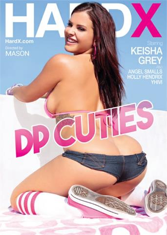 DP Cuties from Hard X front cover