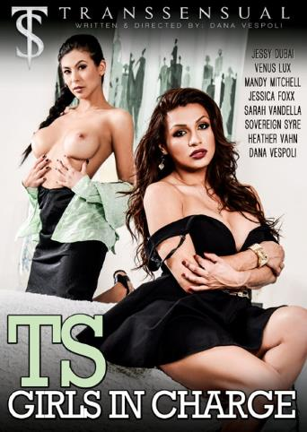 Ts Girls In Charge from Transsensual front cover