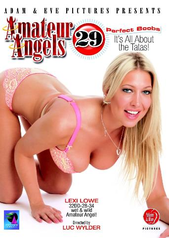 Amateur Angels 29 from Adam & Eve front cover