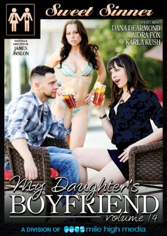 My Daughter's Boyfriend 14 from Sweet Sinner front cover