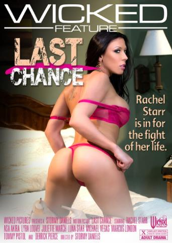 Last Chance from Wicked front cover