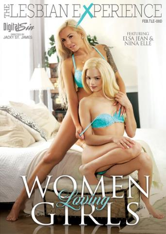 Women Loving Girls from Digital Sin front cover