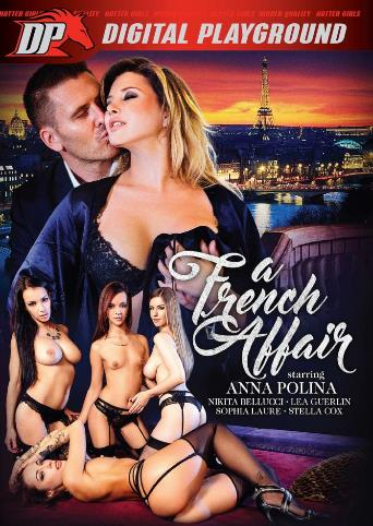 A French Affair from Digital Playground front cover