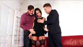 A French Affair Scene 1
